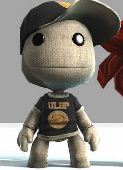 New pictures available of LBP HUB launch T-shirt... Glitch levels show LBP HUB launch T-shirt in LittleBigPlanet 2. & LBP-HUB.com : News
